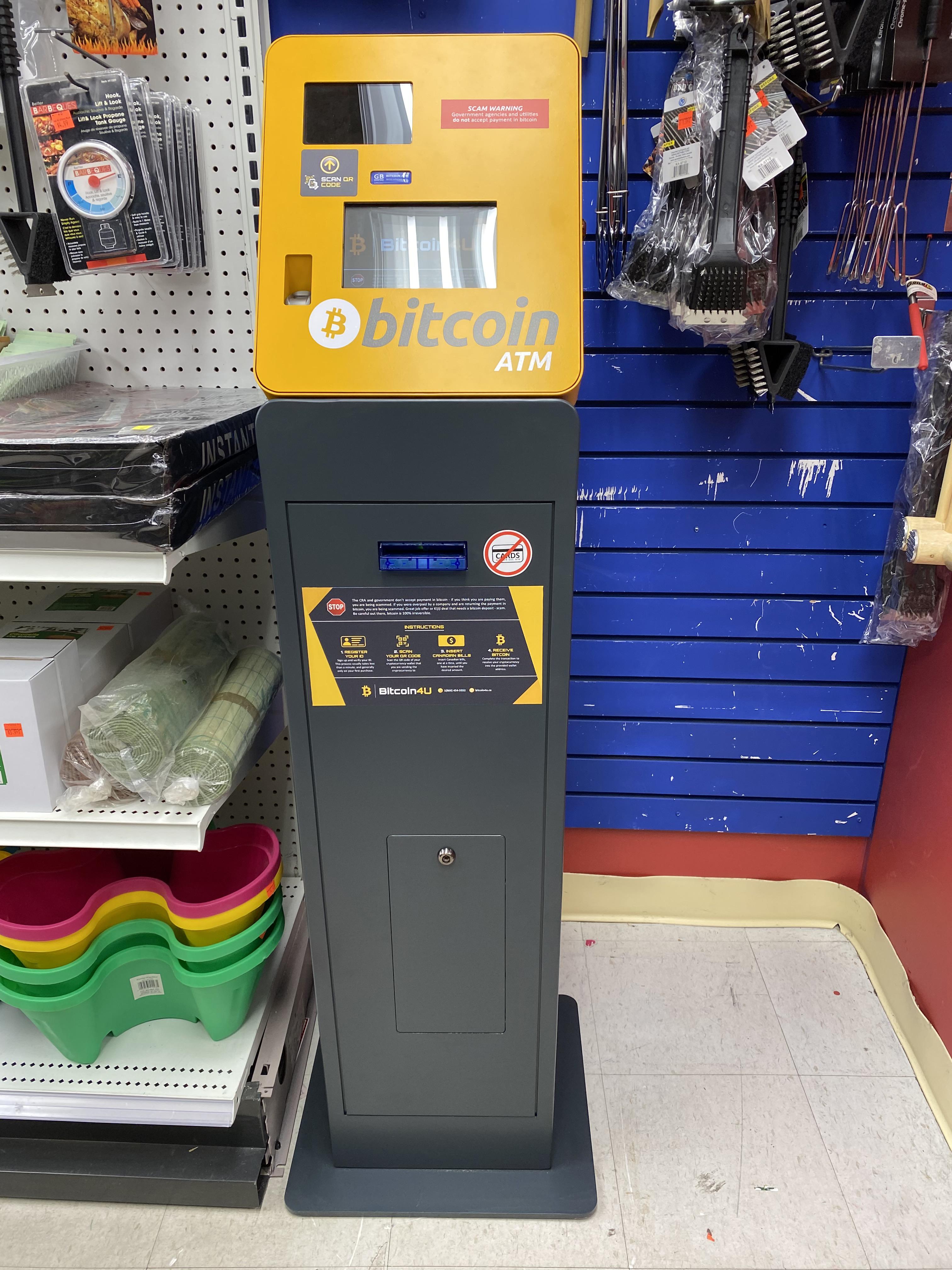 bitcoin atm oshawa)