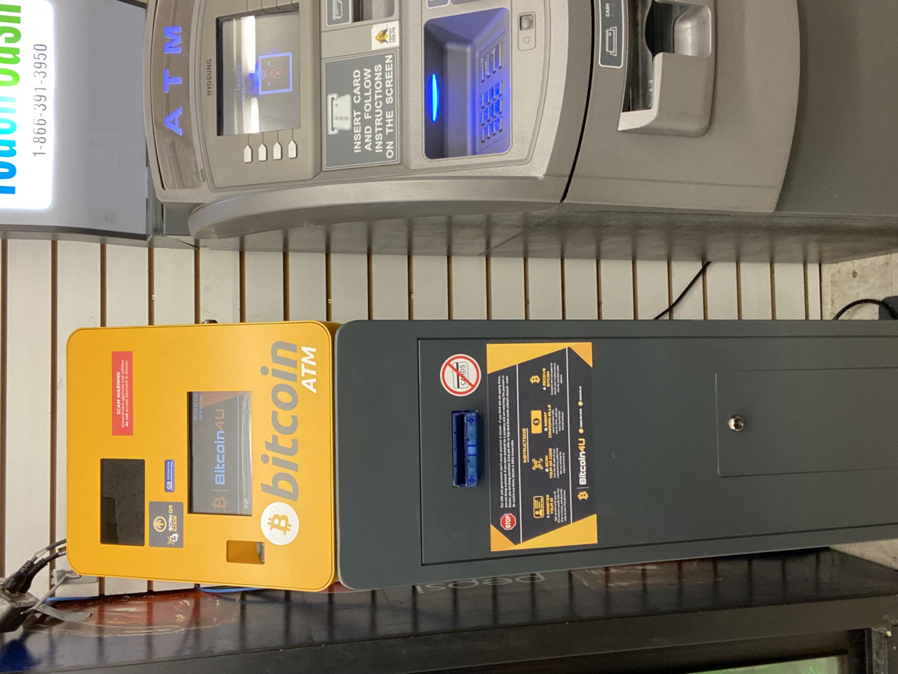bitcoin machine scarborough